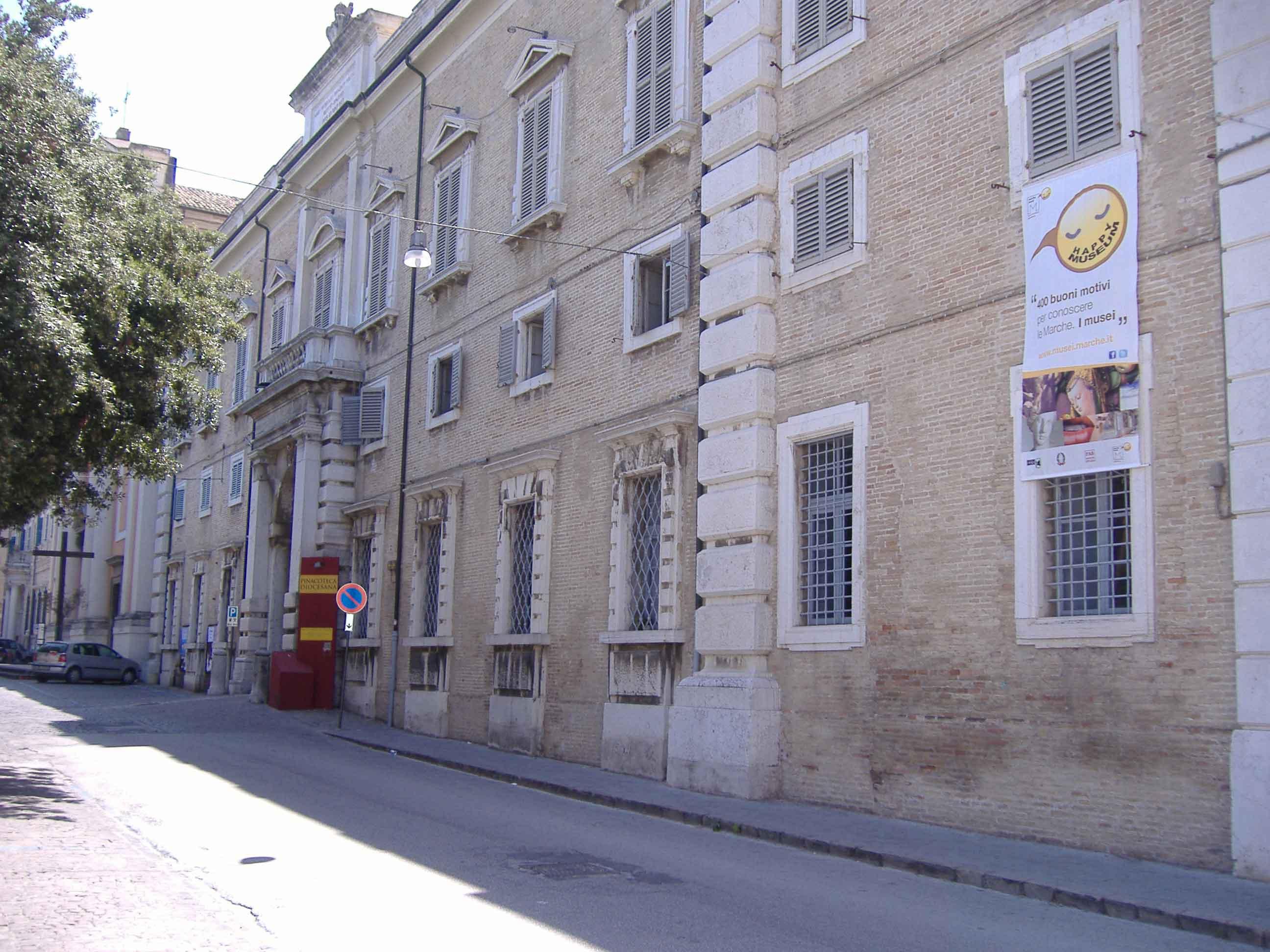 Pinacoteca-Diocesana-Senigallia-Fronte