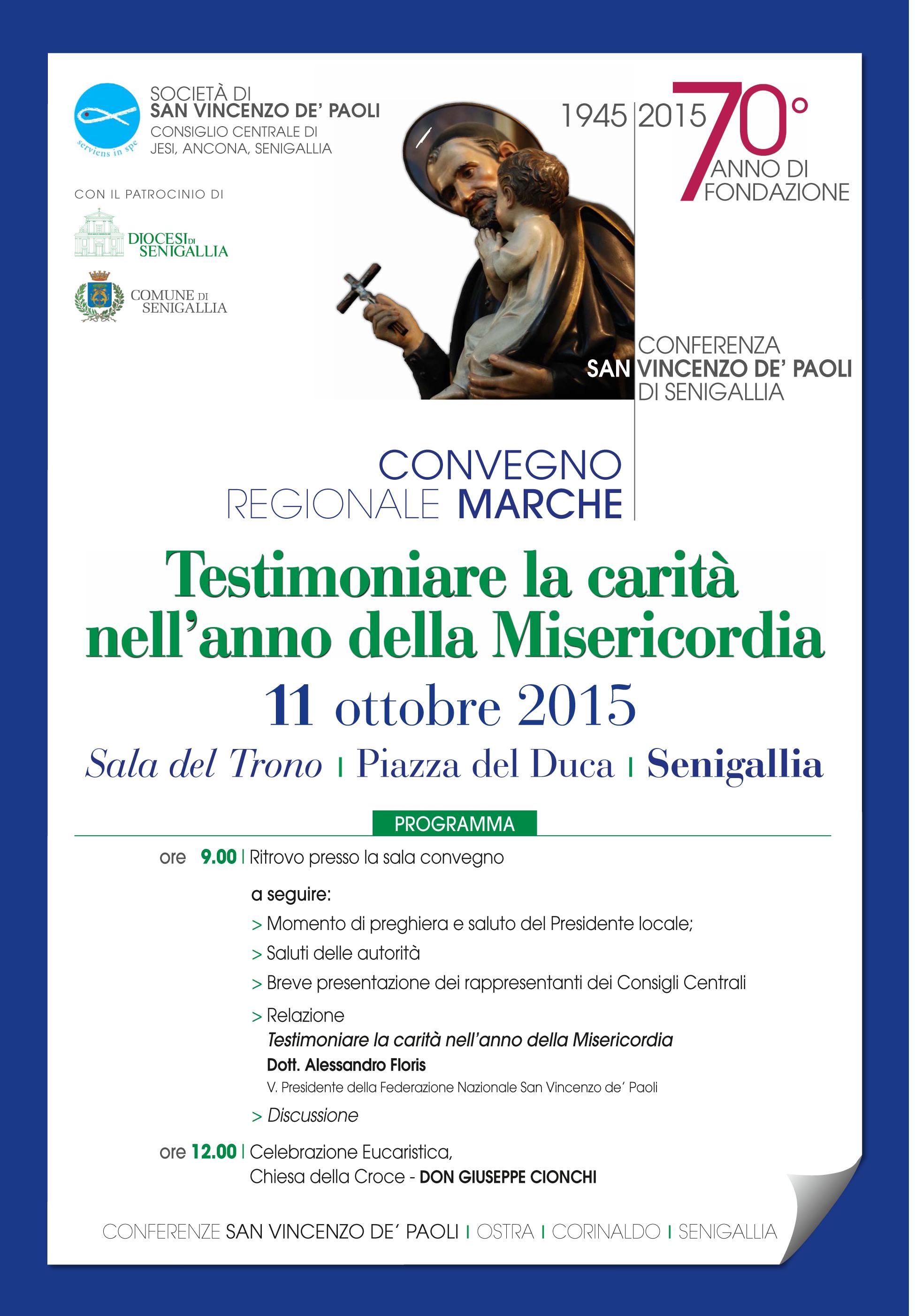 MANIFESTO Convegno San Vincenzo-