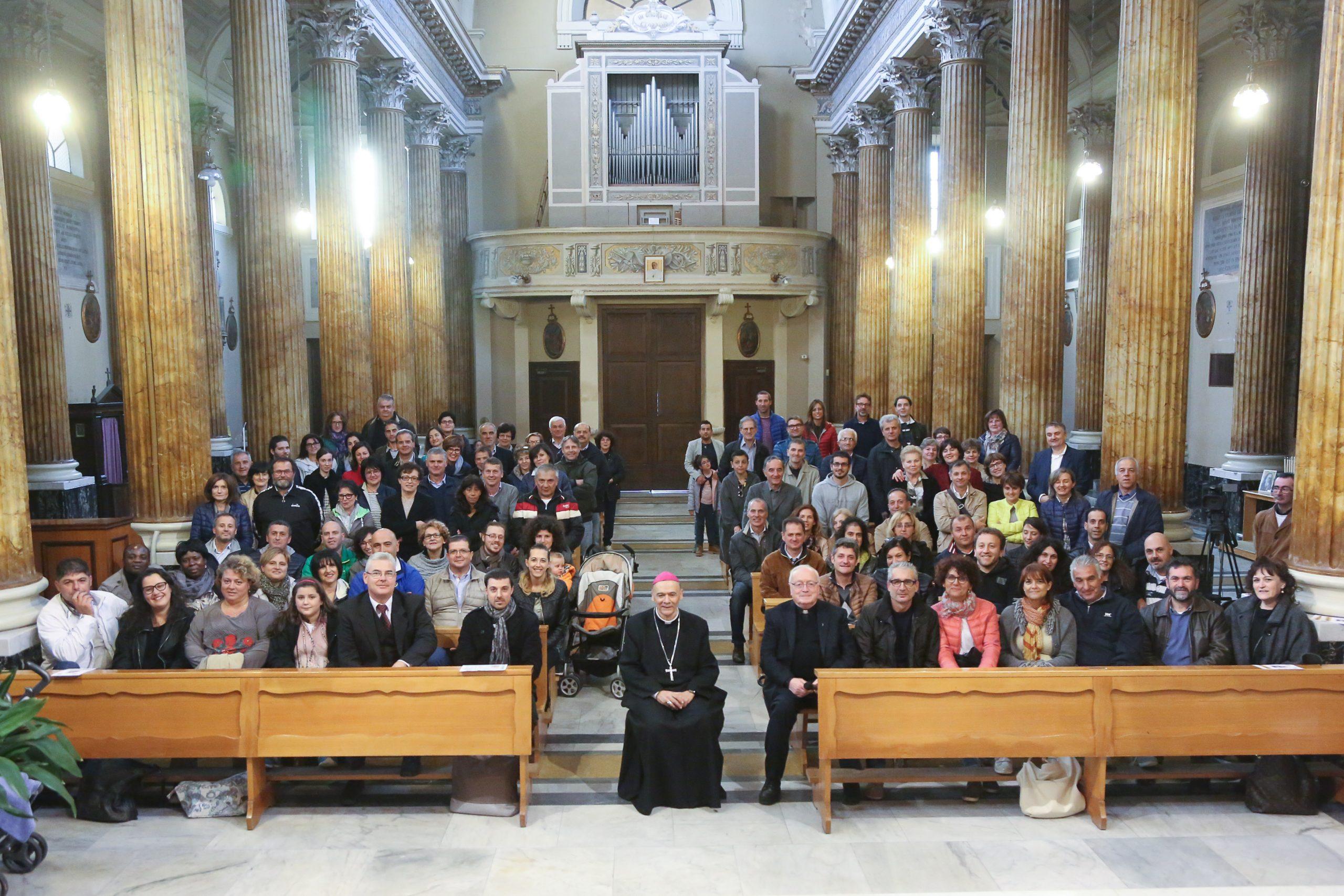 Ostra missione parrocchiale