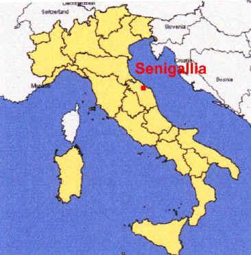 Cartina Italia Senigallia.Italia Dioc Senigallia Diocesi Di Senigallia