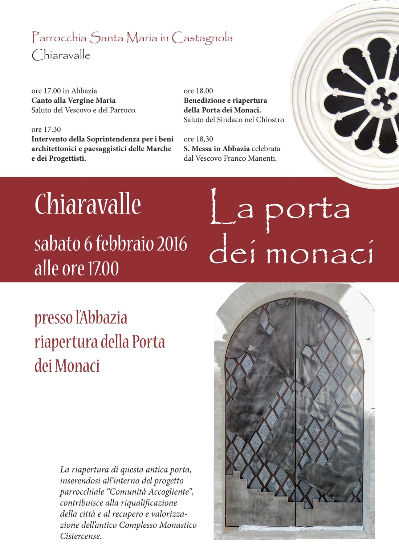 Volantino-Chiaravalle-apertura-porta-dei-monaci-2016