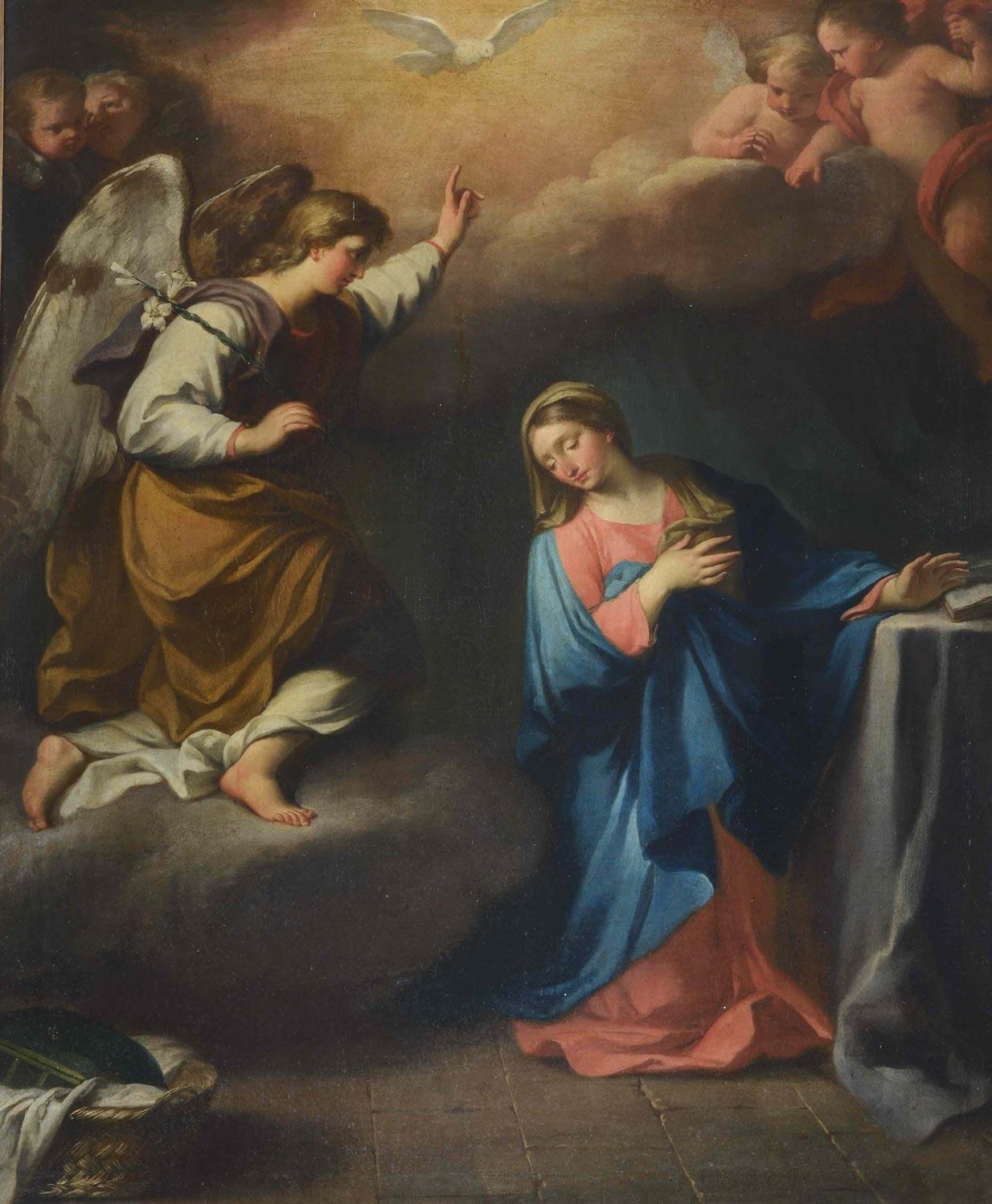 Appuntamenti per Mercoledì 25 marzo 2020 Solennità dell'Annunciazione del Signore e per Venerdì 27 marzo 2020