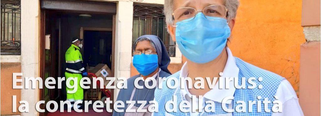 La Chiesa Italiana per l'emergenza Covid 19