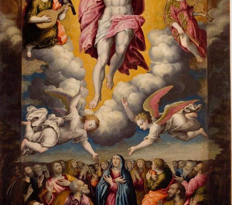 Preghiera in famiglia Ascensione del Signore – 24 maggio 2020
