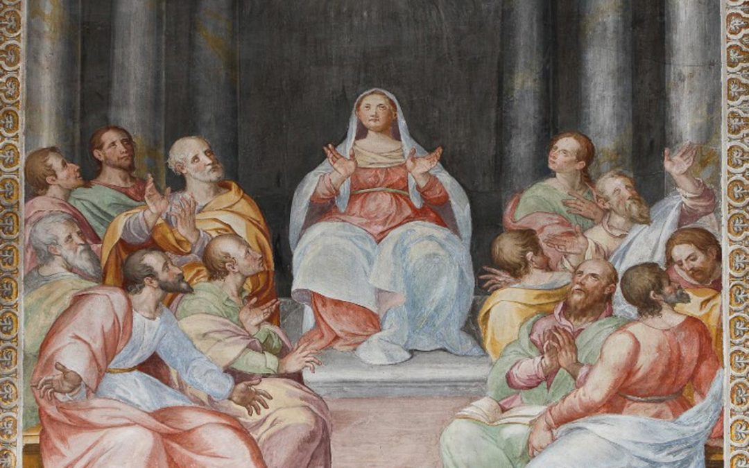 Preghiera in famiglia Domenica di Pentecoste – 31 maggio 2020