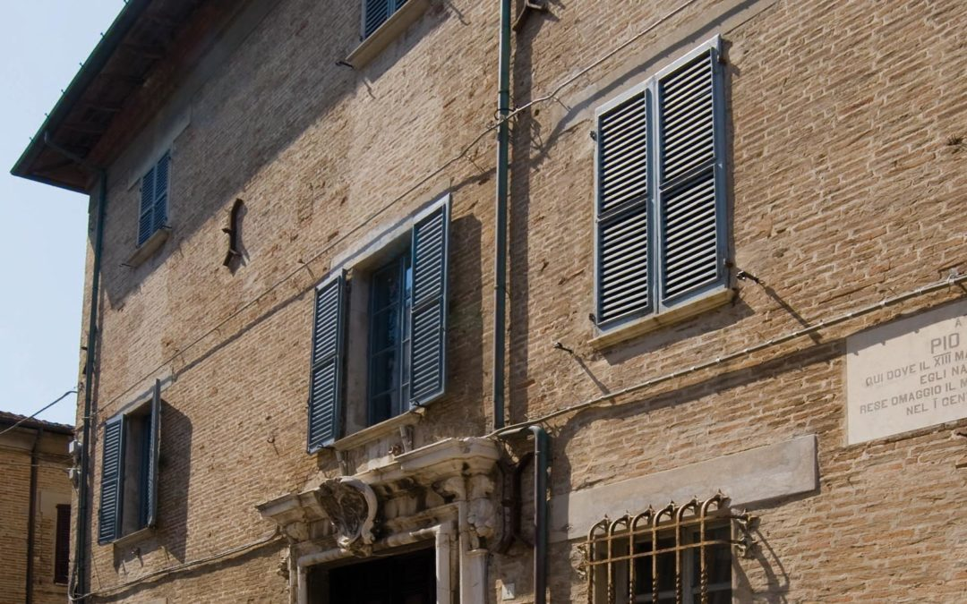 Riapre Palazzo Mastai a Senigallia, Casa Museo dal 1892 – 11 giugno 2020