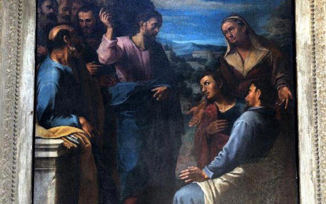 Preghiera in famiglia domenica 21 giugno 2020 – XII del Tempo Ordinario