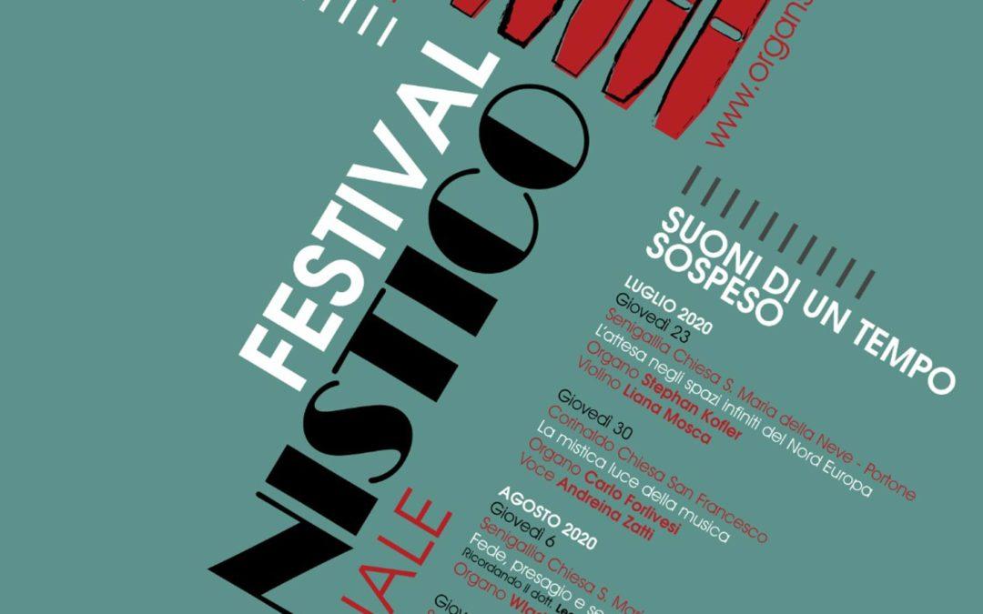 Festival Organistico Internazionale – 23 luglio – 13 agosto 2020