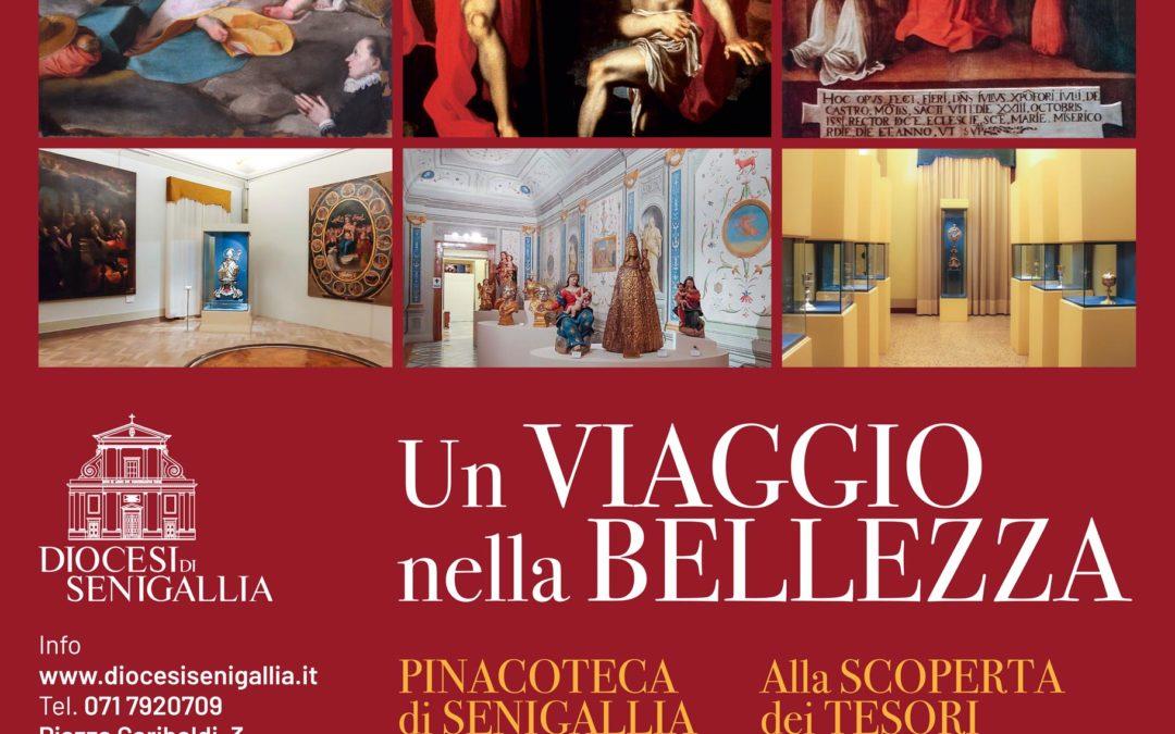 Nuovi orari da Settembre alla Pinacoteca di Senigallia sempre ad ingresso gratuito – L'arte come evangelizzazione