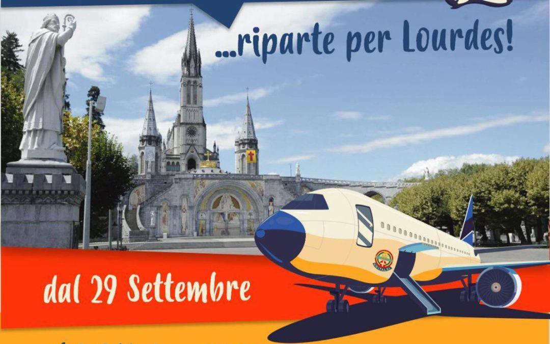 L'Unitalsi riparte per Lourdes – Giornata Nazionale 4-5 luglio 2020