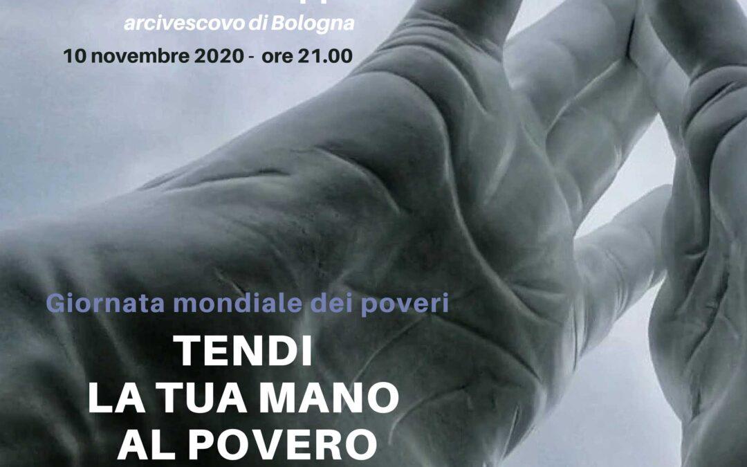 Tendi la tua mano al povero – 10 novembre 2020