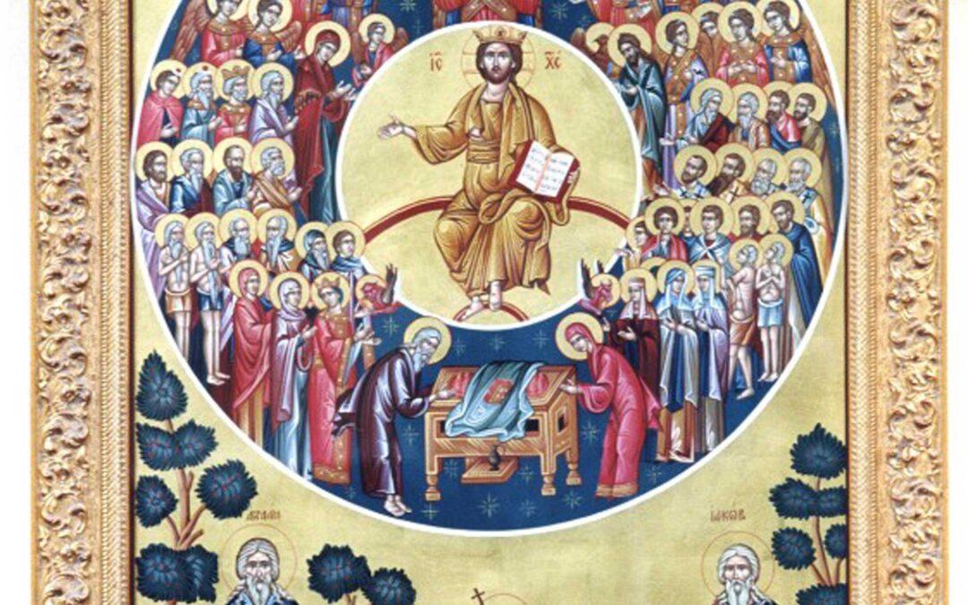 Preghiera in famiglia domenica 1 novembre 2020 – Festa di tutti i Santi