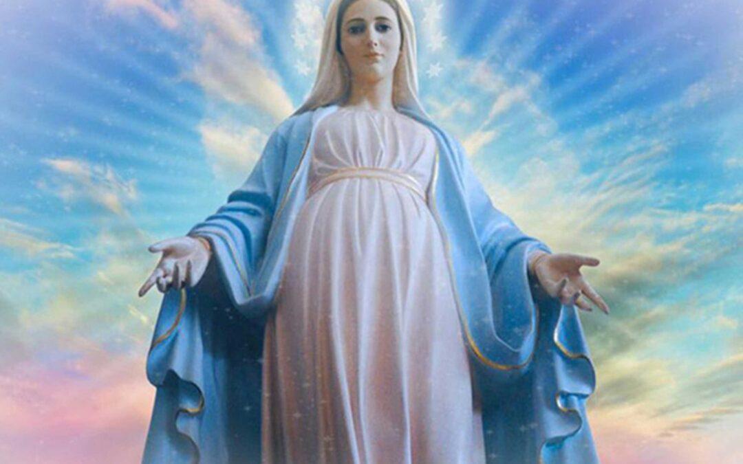Preghiera in famiglia martedì 8 dicembre 2020 – Festa Immacolata Concezione di Maria