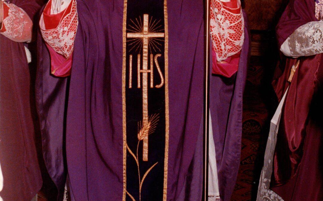 S.E. Mons. Mario Cecchini è tornato alla casa del Padre – 13 gennaio 2021