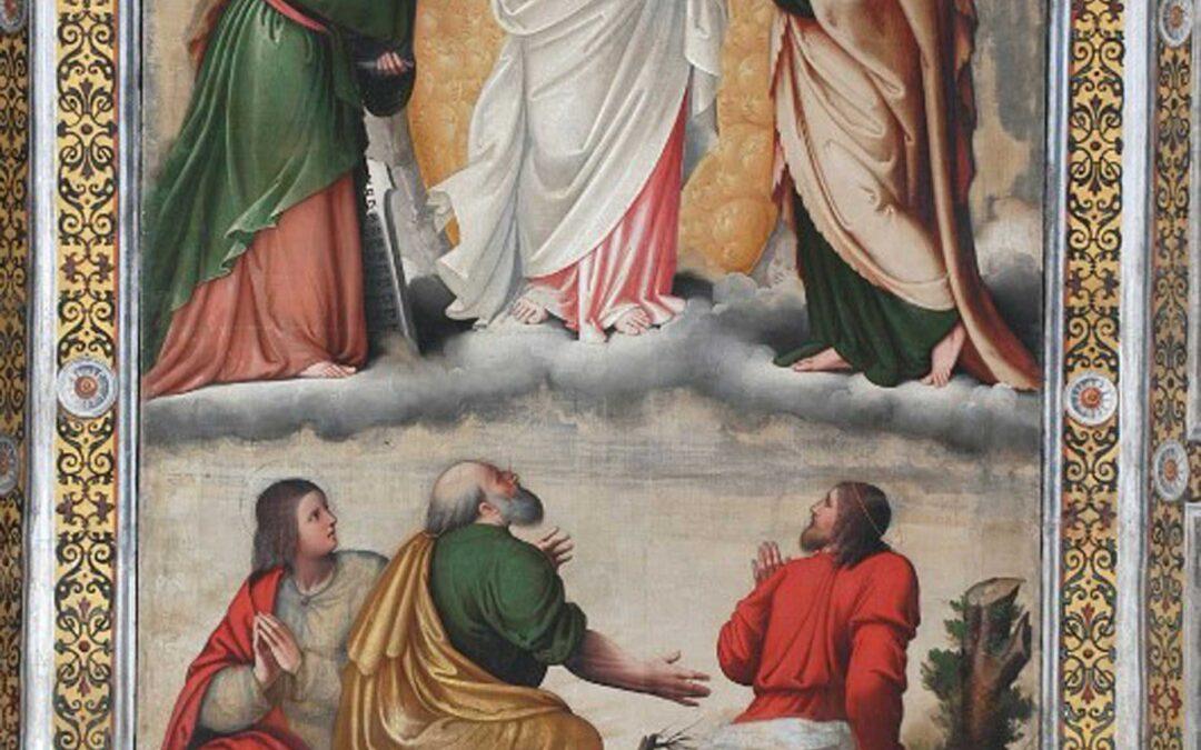 Preghiera in famiglia domenica 28 febbraio 2021 – II domenica di Quaresima