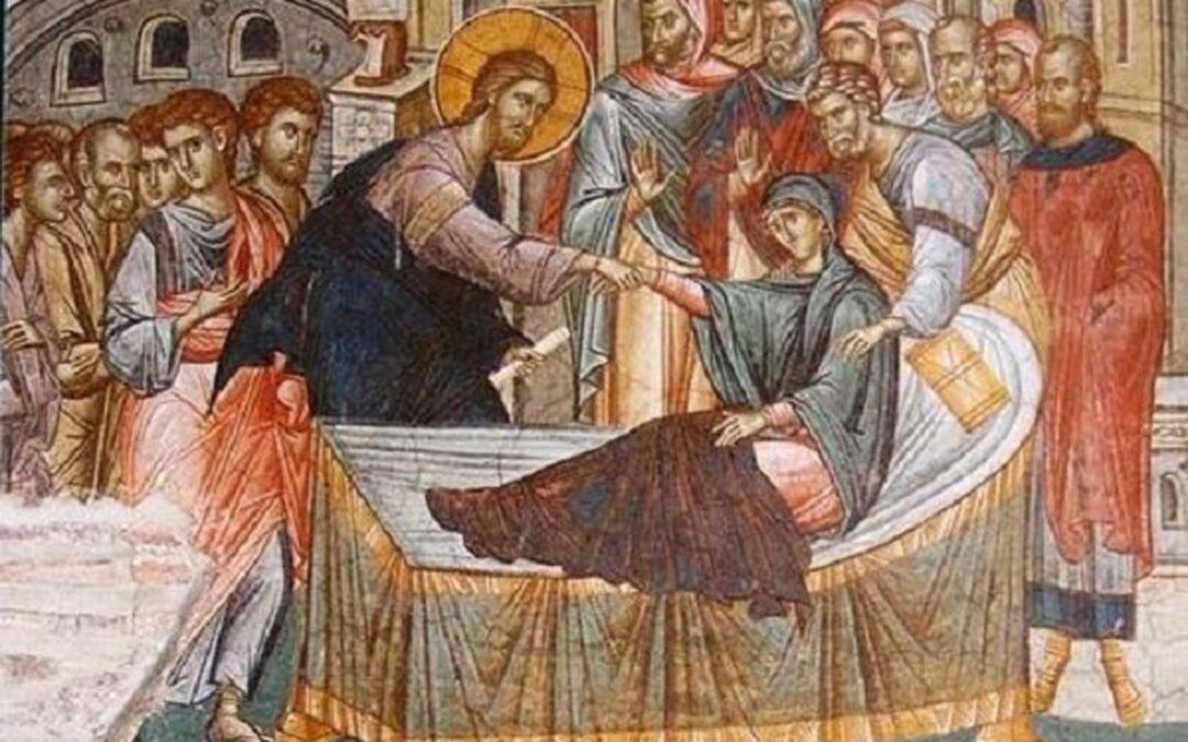 Preghiera in famiglia domenica 7 febbraio 2021 – V domenica del Tempo Ordinario