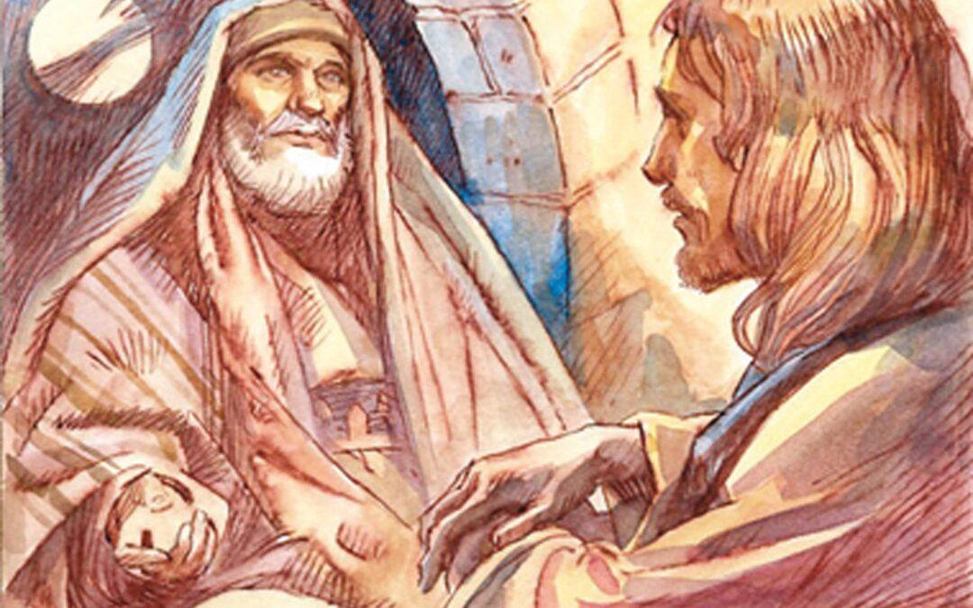 Preghiera in famiglia domenica 14 marzo 2021 – IV domenica di Quaresima