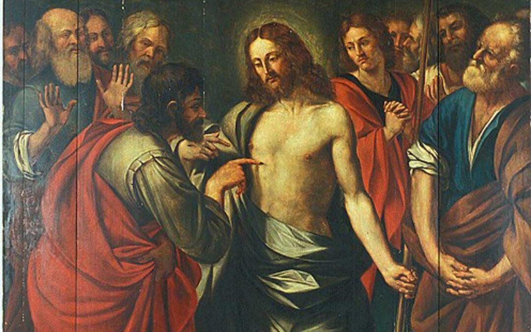 Preghiera in famiglia domenica 11 aprile 2021 – II domenica di Pasqua